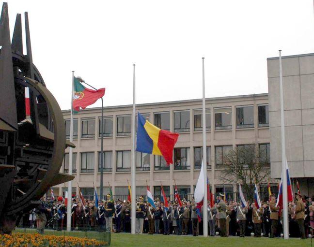 Romania in NATO