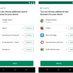 Google va trebui sa introduca si alte browsere pe Android