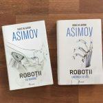 Recenzie Cavernele de otel de Isaac Asimov