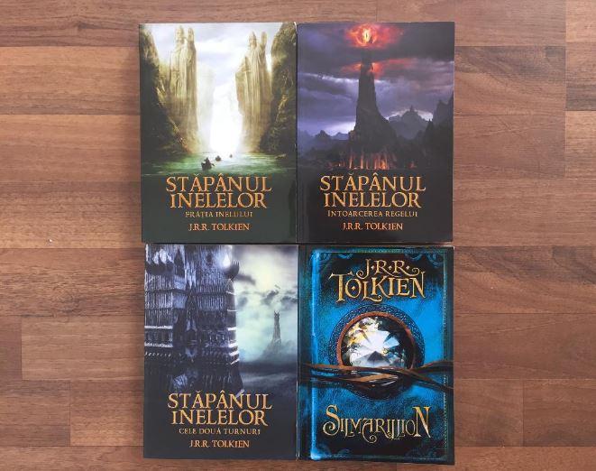 Trilogia Stapanul inelelor